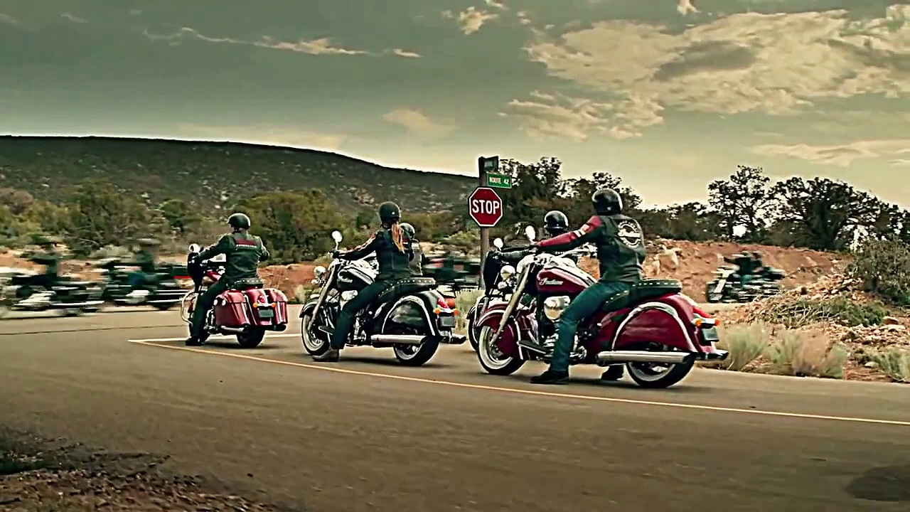 Choice in American Motorcycles is Here  Indian Motorcycle