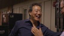 """Yo-Yo Ma e i musicisti della via della seta • clip """"Il Silk Road Project"""""""