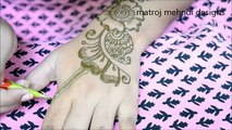 Beautiful simple mehndi henna designs for hands 2016-simple henna designs tutorials for hands
