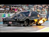 Kye Kelley SHOCKER - Street Outlaws Radial WHEELIE!