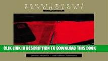 [PDF] Experimental Psychology (PSY 301 Introduction to Experimental Psychology) Full Collection