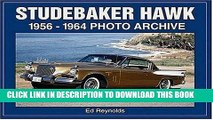 Best Seller Studebaker Hawk: 1956-1964 Photo Archive (Photo Archives) Free Read