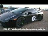 1300hp TT Lambo vs 1150hp Viper - CLOSEST Race @Texas Invitational