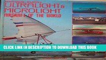 Read Now Berger-Burr s Ultralight and Microlight Aircraft of the World (A Foulis aviation book)