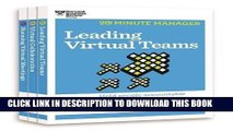 [PDF] The Virtual Manager Collection (3 Books) (HBR 20-Minute Manager Series) Popular Collection