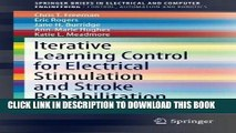 Ebook Iterative Learning Control for Electrical Stimulation and Stroke Rehabilitation