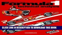 Ebook Formula 1 2004-2005 Technical Analysis (Formula 1 Technical Analysis) Free Download
