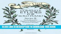 Ebook Complete Etudes for Solo Piano, Series II: Including the Paganini Etudes and Concert Etudes