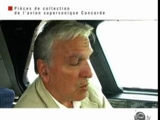 Pièces de collection du Concorde, Enchères