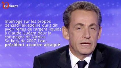 Argent Libyen Vous N Avez Pas Honte Lance Sarkozy A Pujadas Politique L Opinion