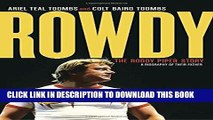 [PDF] Rowdy: The Roddy Piper Story Full Online