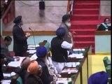 Sukhbir Badal - Parkash Singh Badal Vidhan Sabha Fight with Congress Party