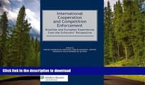 FAVORITE BOOK  International Cooperation and Competition Enforcement: Brazilian and European