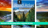 Best books  Rand McNally 2017 Large Scale Road Atlas (Rand Mcnally Large Scale Road Atlas USA)