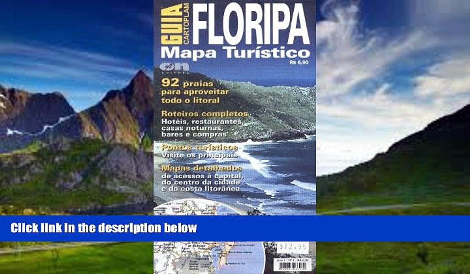 Editora online FLORIPA - Santa Catarina Island (Brazil) Visitor s Map (Spanish Edition)  Epub