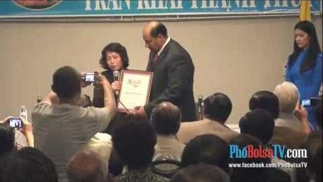 Đảng Việt Tân giới thiệu nhà văn/nhà dân chủ Trần Khải Thanh Thủy - phần 2
