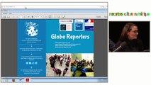 """Rencontre """"Education à l'image, aux médias et au numérique""""  : Globe Reporters"""