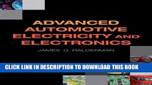 Read Now Advanced Automotive Electricity and Electronics (Automotive Systems Books) Download Online