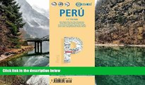 Buy Borch Laminated Peru Map by Borch (English, Spanish, French, Italian and German Edition)  Full