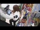 Napoli - Rapina in tabaccheria, titolare in ostaggio. Arrestati tre giovani (17.11.16)