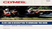 [PDF] Mobi Suzuki Alt/LT125   185 83-87 (Clymer Manuals: Motorcycle Repair) Full Download