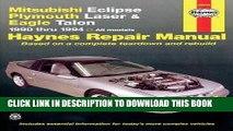[PDF] Epub Mitsubishi Eclipse,  Laser, Talon   90 94 (Haynes Repair Manuals) Full Download