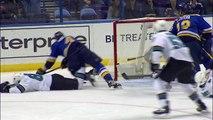 San Jose Sharks vs St Louis Blues   NHL   17-NOV-2016