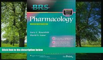 Choose Book BRS Pharmacology (Board Review Series)