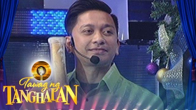 Tawag ng Tanghalan: Jhong's salary