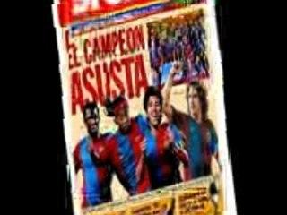Supercopa de Europa Barcelona - La Puertinha