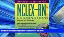 Read books  Lippincott s Review for NCLEX-RN® (Lippincott s Q A Review for NCLEX-RN (W/CD)) BOOOK