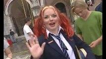 La réponse parfaite des Spice Girls au machisme ordinaire...en 1997