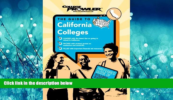 Fresh eBook  California Colleges (College Prowler) (College Prowler: California Colleges)