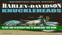 [PDF] Harley-Davidson Knuckleheads: Color History (Motorcycle Color History) Popular Colection