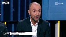 """Le Vestiaire - Quand Djamel Belmadi a terminé à l'hôpital après s'être fait """"découper"""" par un coéquipier"""