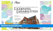 Pdf Online   K W Guide to Colleges for Students with Learning Disabilities, 8th Edition (College
