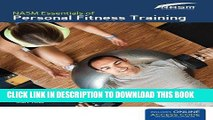 [PDF] NASM Essentials Of Personal Fitness Training: Fourth Edition Revised Popular Colection