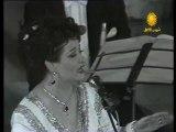 WARDA : Andah Alaik | مطربة الأجيال وردة | أنده عليـــــــك | قرطاج 1988