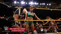 NXT Women's Championship No. 1 Contender's Battle Royal: WWE NXT, Jan. 13, 2016