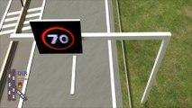 RN 87 – Mise en place d'une régulation sur certaines bretelles d'accès à la Rocade Sud de l'agglomération grenobloise