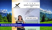 Choose Book FTCE Middle Grades Math 5-9 Teacher Certification Test Prep Study Guide (XAM FTCE)