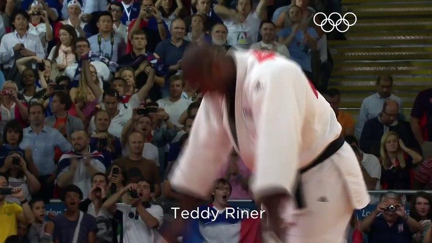 P&G #MerciMaman avec Teddy Riner - Jeux Olympiques de Rio 2016