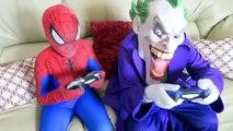 Spiderman vs Frozen Elsa vs Joker vs Batman STOP MOTION Video w Toy MEGA Compilation