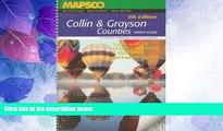 #A# Mapsco Collin   Grayson Counties: Street Guide (Mapsco Street Guide and Directory Collin and