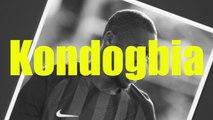 Portrait Geoffrey Kondogbia - As Monaco - Inter 2014- 2016
