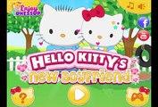 Hello Kittys New Boyfriend – Best Hello Kitty Games For Girls And Kids
