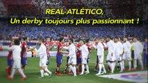 Foot - ESP : Atlético-Real, un derby toujours plus passionnant