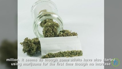 As Marijuana Use Increases, Popular Perception of Physical Harm Decreasing