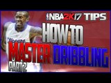 NBA 2K17 Advanced Dribbling Tips & Tutorial | How to MASTER Dribbling Part 2!