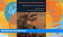 Buy  Adventures of a Mountain Man  The Narrative of Zenas Leonard Zenas Leonard  Book